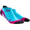 cep No Show Hardloopsokken Dames roze/blauw